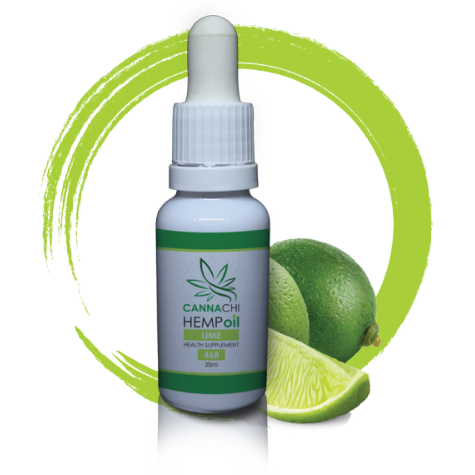 Lime Chi Oil