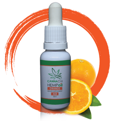 Orange Chi Oil